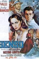 Senso (1954) BluRay 480p & 720p Free HD Movie Download
