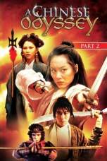 A Chinese Odyssey Part Two: Cinderella (1995) BluRay 480p & 720p