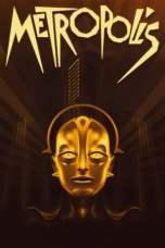 Metropolis (1927) BluRay 480p & 720p Free HD Movie Download