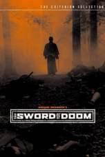 The Sword of Doom (1966) BluRay 480p   720p   1080p Movie Download