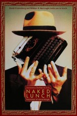 Naked Lunch (1991) BluRay 480p, 720p & 1080p Movie Download