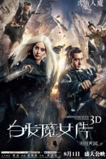 The White Haired Witch of Lunar Kingdom (2014) BluRay 480p, 720p & 1080p