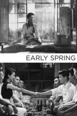 Early Spring (1956) BluRay 480p, 720p & 1080p Movie Download