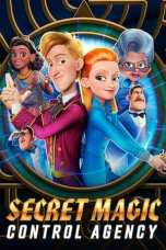 Secret Magic Control Agency (2021) WEBRip 480p, 720p & 1080p Mkvking - Mkvking.com