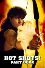 Hot Shots! Part Deux (1993) BluRay 480p, 720p & 1080p Mkvking - Mkvking.com