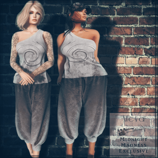 Meva MM March 2017 Exclusive Urban Pants and Top