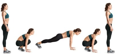 Image result for Burpees