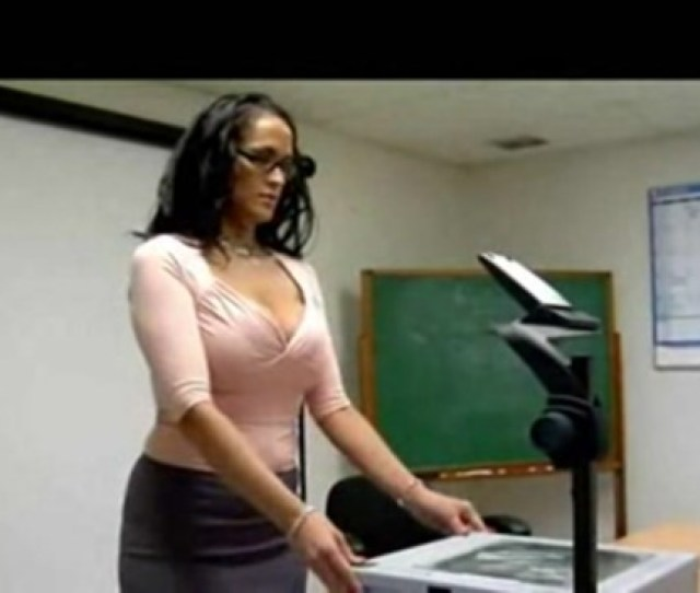 Teacher Fucks Janitor In Front Of Class Thumbnail Number 5 Carmella Bing Theacher Thumbnail Number 1
