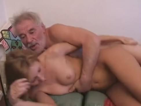 grandpa cum in daughter
