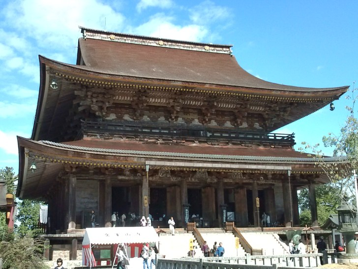 金峰山寺の写真