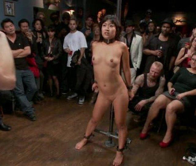 Longest Porn Videos Containing Public Humiliation Slave In Bar
