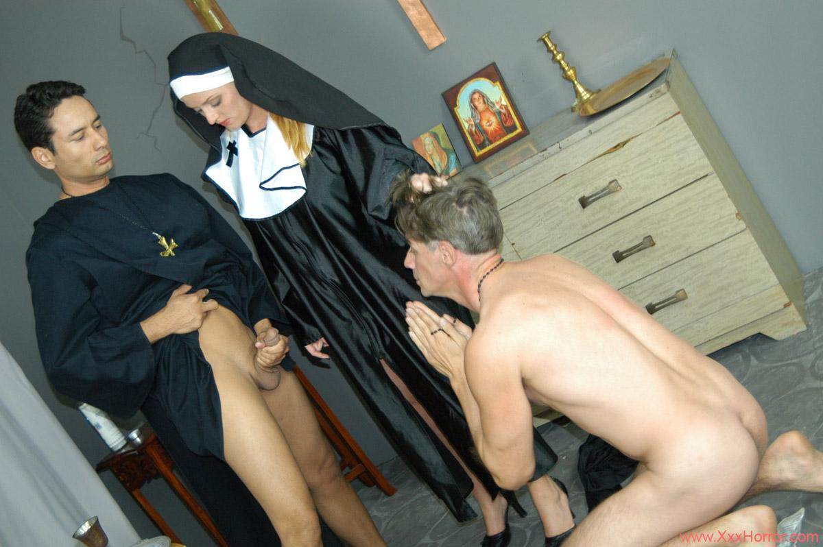 Catholic Nun Porn-6564