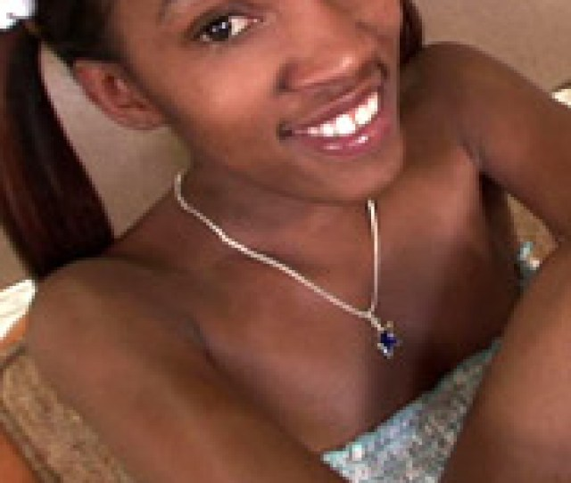 Hard Day In L A Slutty Black Teen Girls Is Ready To Open Her Back Door For A Thick White Boner