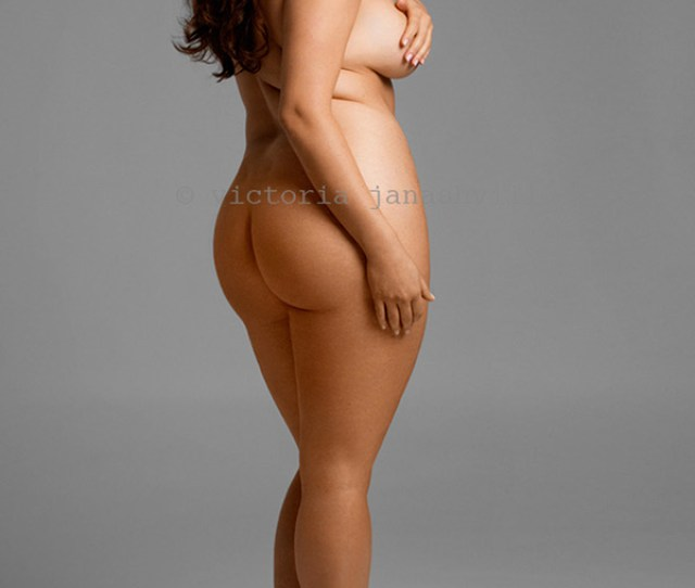 Plus Size Model Naked Sexy Dance