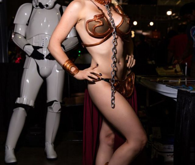 Best Slave Leia Images On Pinterest Star Wars Starwars