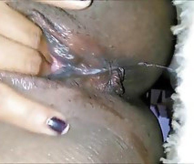Closeup Black Pussy Squirting Amateur Close Up Masturbation Squirt