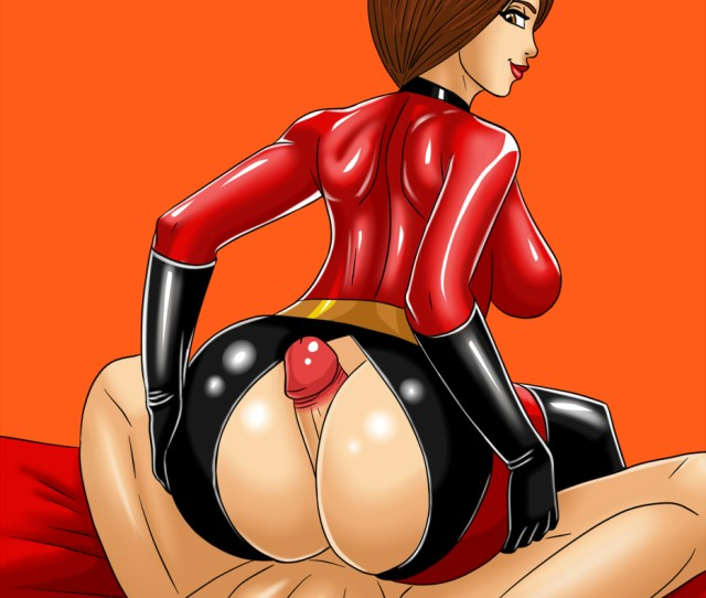 Elastigirl Big Ass Hotdogging Incredibles Cartoon Porn Gallery