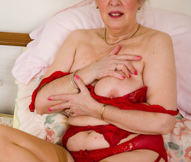 Granny Pussy At Years Old Busty Still Likes To Play With Her Hairy Muff Porn Pic
