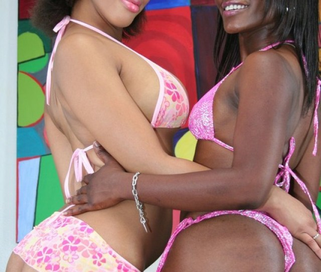 Jasmine Chocolate Lesbians Jasmine And Alicia Tyler Show Off Their Hot Bodies