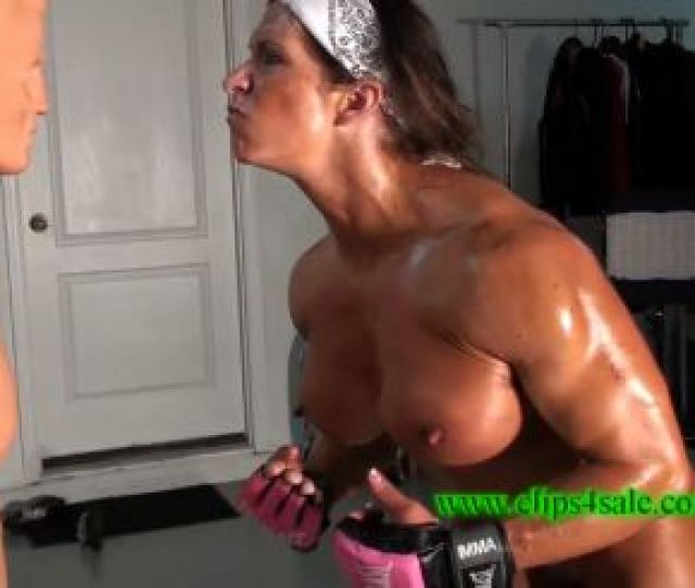Muscle Girl Porn Female Bodybuilder Porn Female Muscle Porn 21