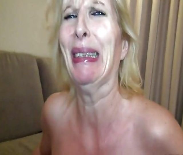 Mature Woman Cries And Beds For A Nice Big Dick