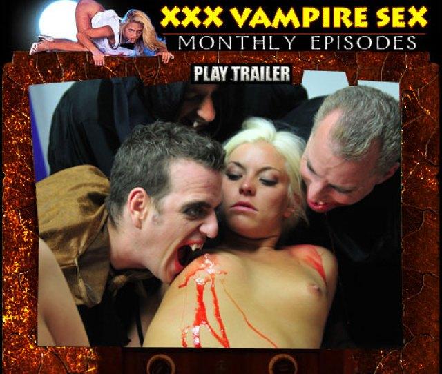 Vampire Group Sex
