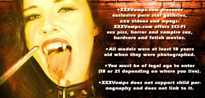 Xxx Vamps in Fetish Sex Pictures