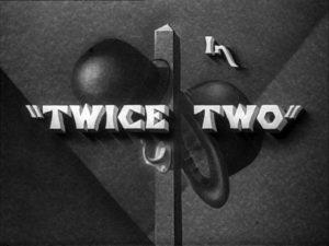 Les Joies du mariage (1933)