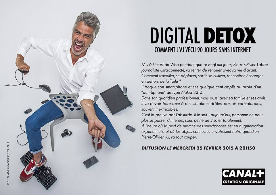 Canal+ - Digital Detox