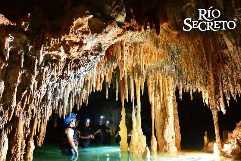 Tips for touring the Rio Secreto Mexico
