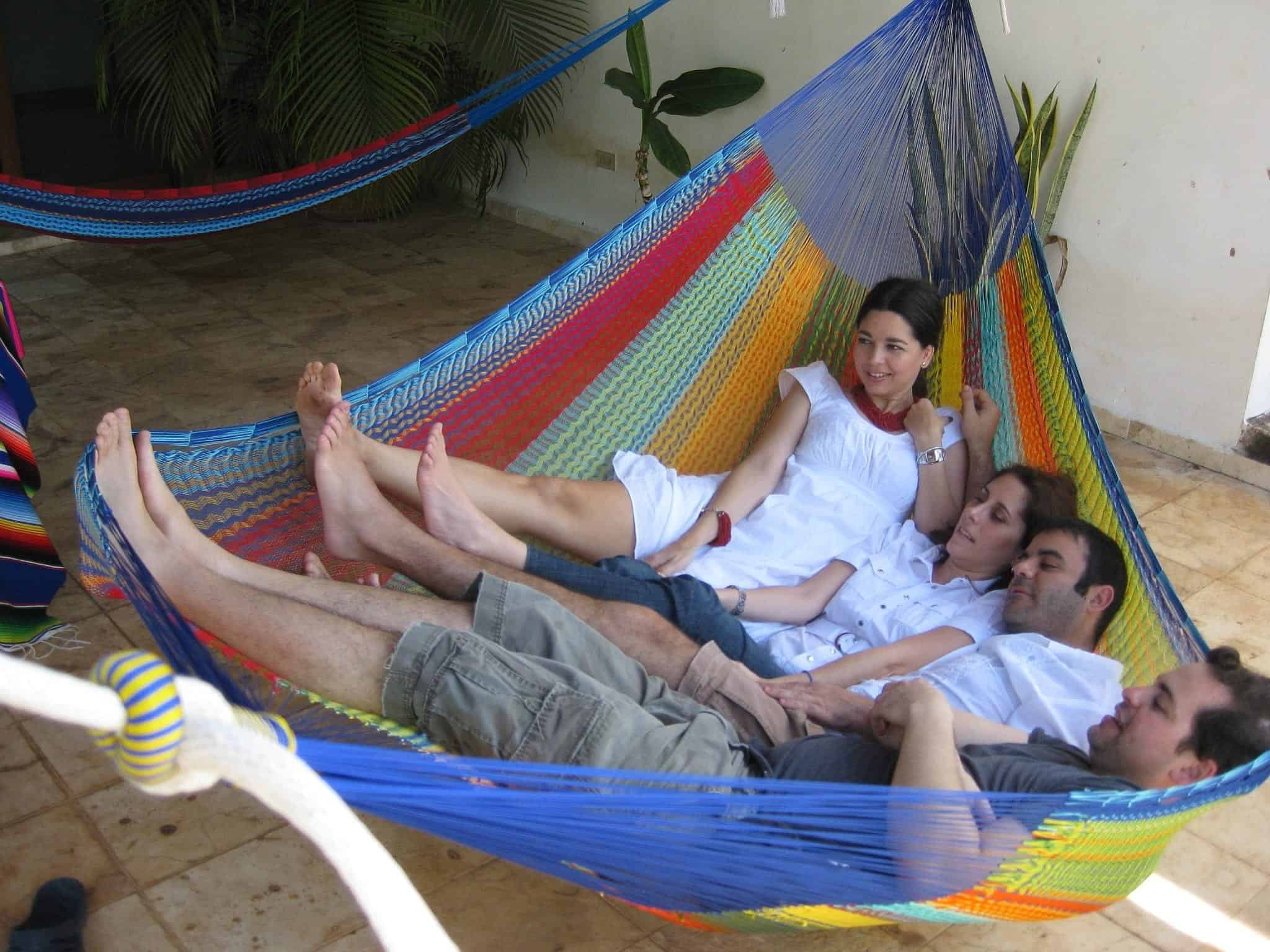 how to sleep in a hammock tips on buying a hammock in merida mexico and how to use it  rh   xyuandbeyond