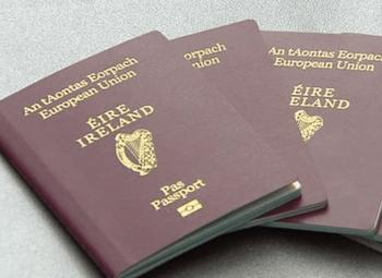 retire to ireland on your irish passport
