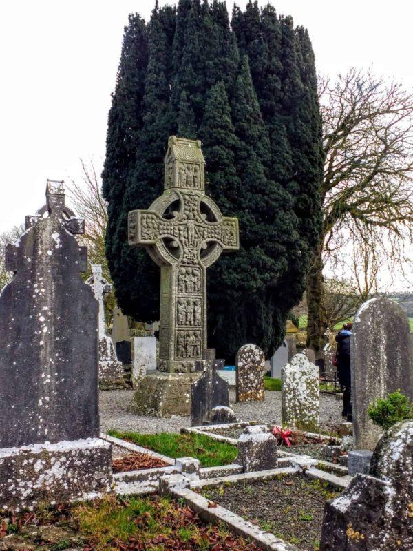 Monasterboice & Kells the high cross at Monasterboice
