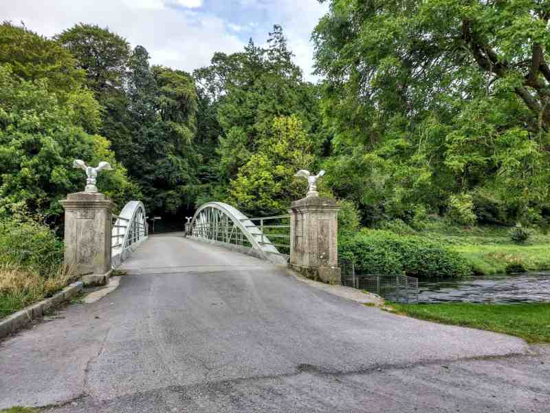 bridge to Swiss Cottage
