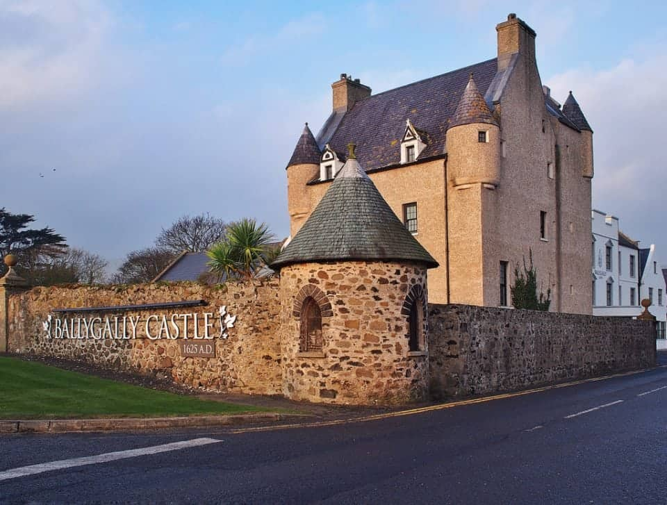 Ballygally Castle the most haunted castle on the Causeway Coast