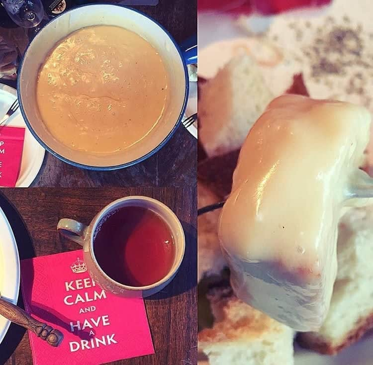 classic foodies fondue