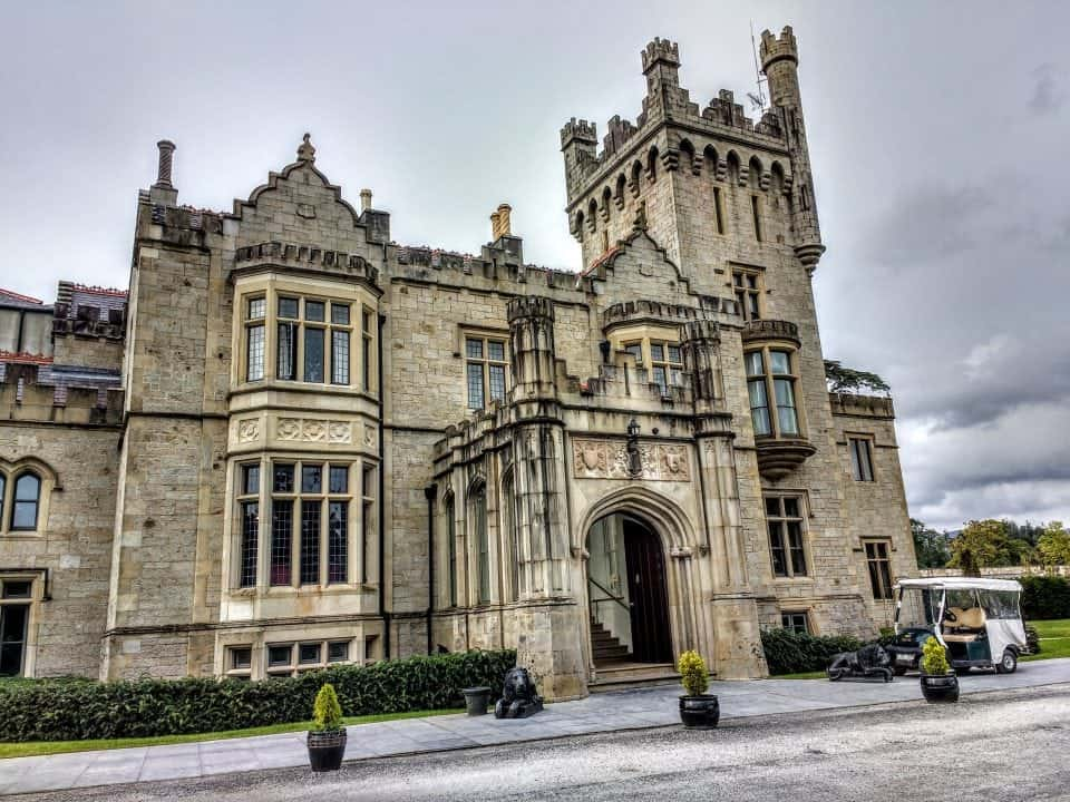 Solis Lough Eske Castle Hotel