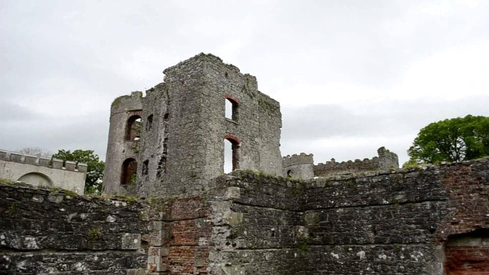 Shane's Castle where the Tourney of the Hand took place in Game of Thrones