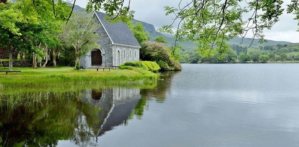 Gouganebarra on the wild atlantic way