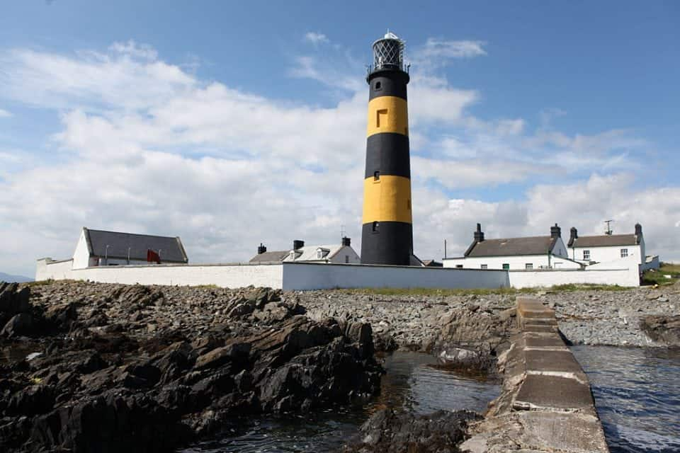 Lighthouses to stay in Ireland
