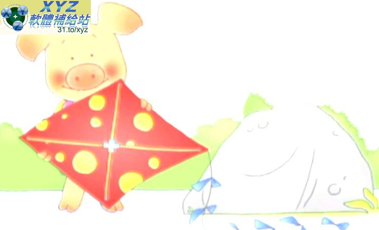 Wibbly Pig 小豬威比 01-38集(完) 英語發音 幼兒教學版(適用任何家用DVD播放機超清晰畫面超長超值享受)(DVD9版)(3DVD9)