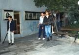 Μάκης Βορίδης με αυτοσχέδιο τσεκούρι [Jungle-report version]