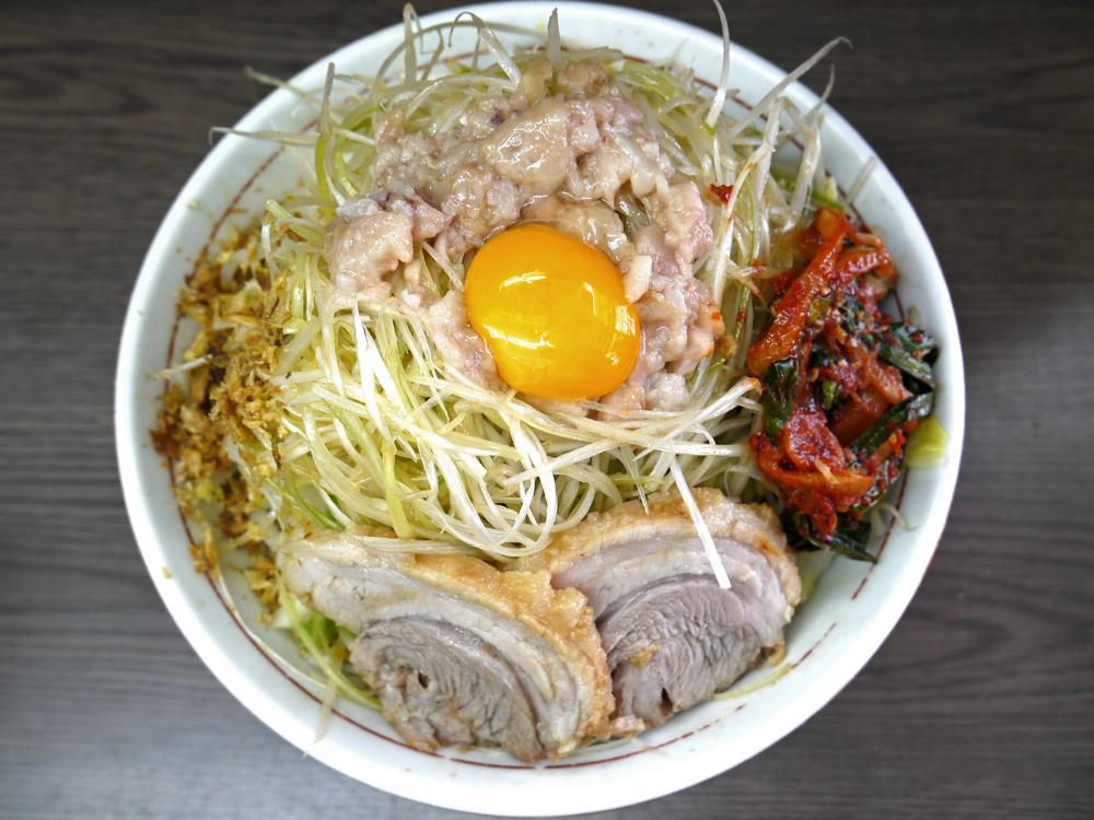 一度では理解できない三度通えばハマる食べ物ジロリアンへの道 第七弾『ラーメン二郎 横浜関内店』