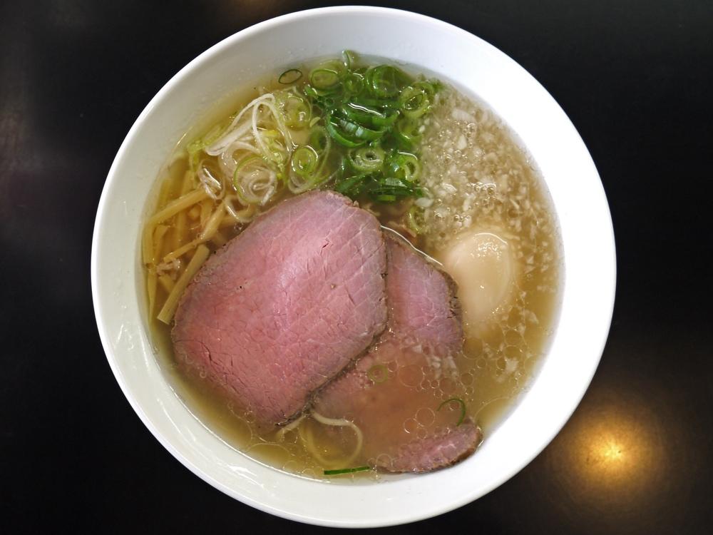 牛骨らぁ麺 マタドール – 東京・北千住