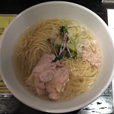 塩生姜らー麺専門店 MANNISH – 東京・神田