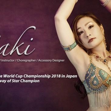 Saki – Bellydance Artist