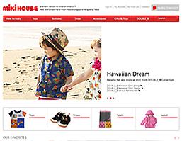 MIKI HOUSE Americas