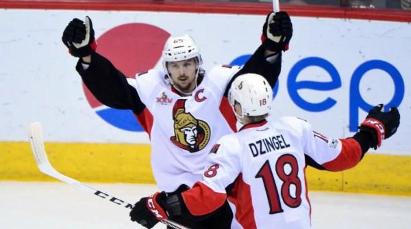 """""""Erik Karlsson är bäst, han är helt overklig""""   NHL ..."""