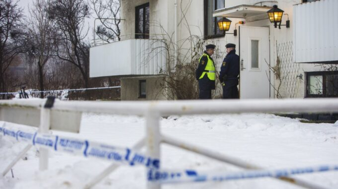 HVB-hemmet i Mölndal. Foto: Henrik Jansson