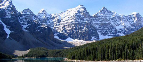 Resultado de imagen de montañas rocosas